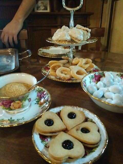 Cantine Santa Benedetta - i biscotti e le meringhe di Fabia