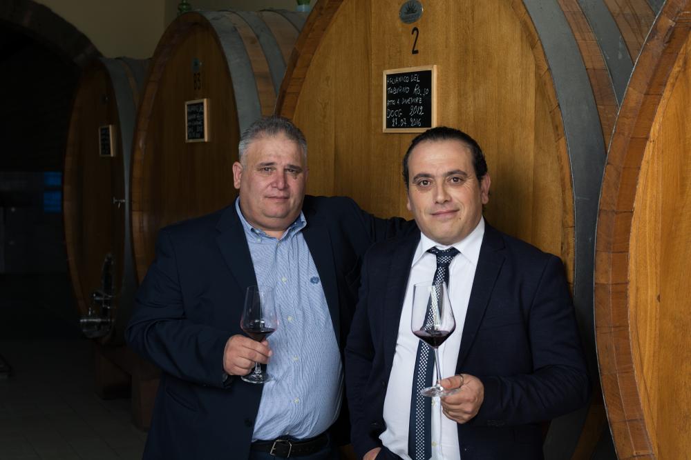 Carmine e Marco Fusco