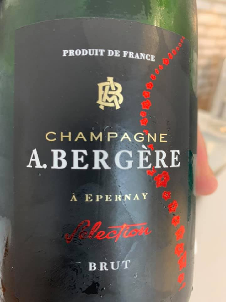 Champagne Selection Brut A.Bergere