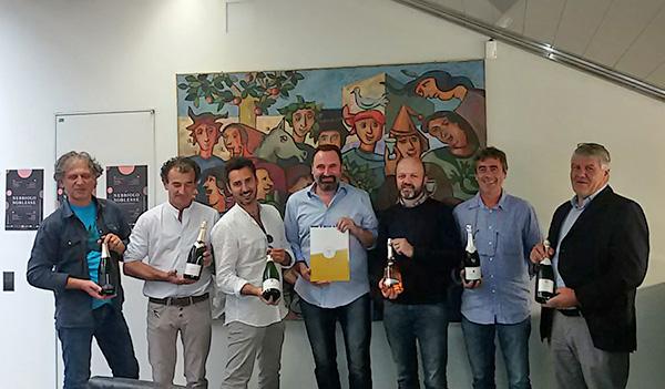 Enzo Boglietti, Massimo Travaglini, Enrico Rivetto, Sergio Molino, Ivo Joly, Giorgio Viberti, Franco Conterno