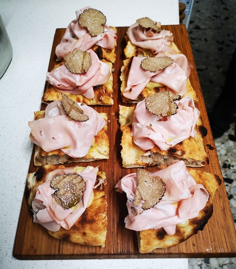 La pizza alla pala di Roberto Pacella