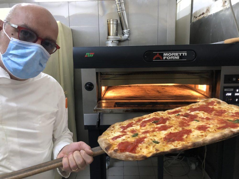 Panificio Esposito - nel forno