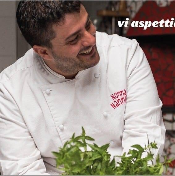 Pasquale Bisogno, Pizzeria Nonna Nannina