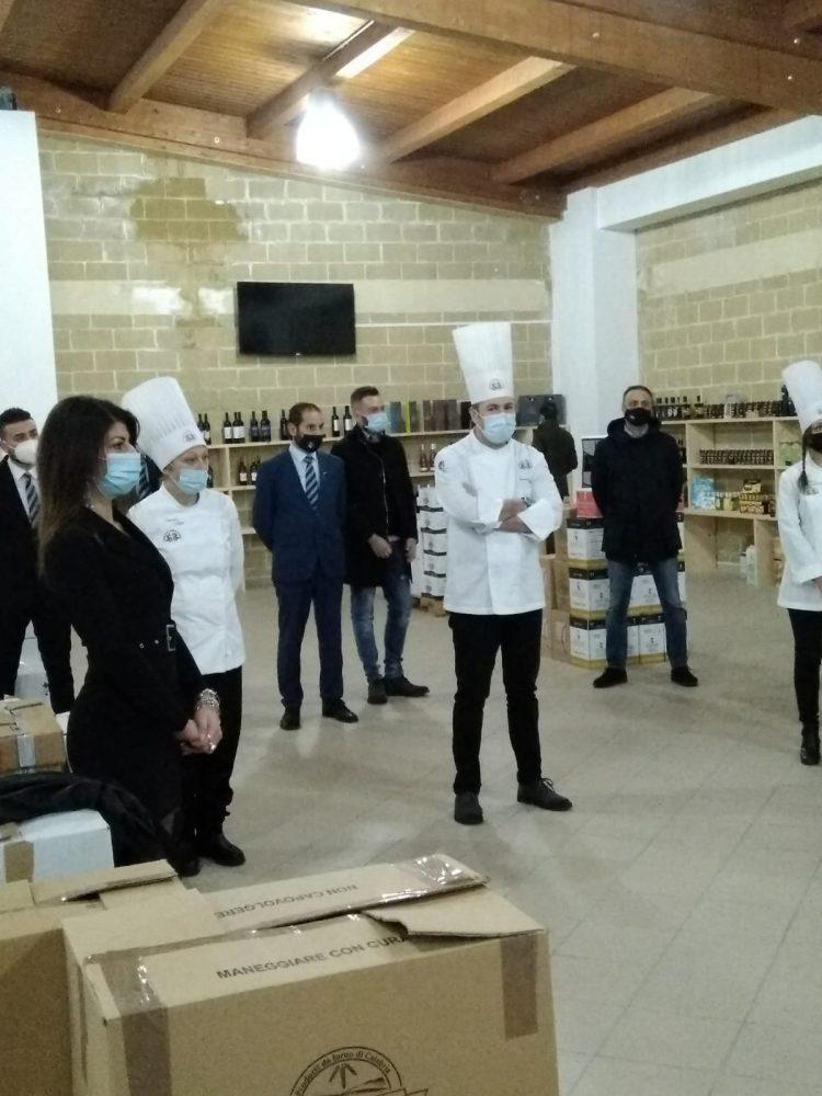 Mercato Eccellenze Calabresi