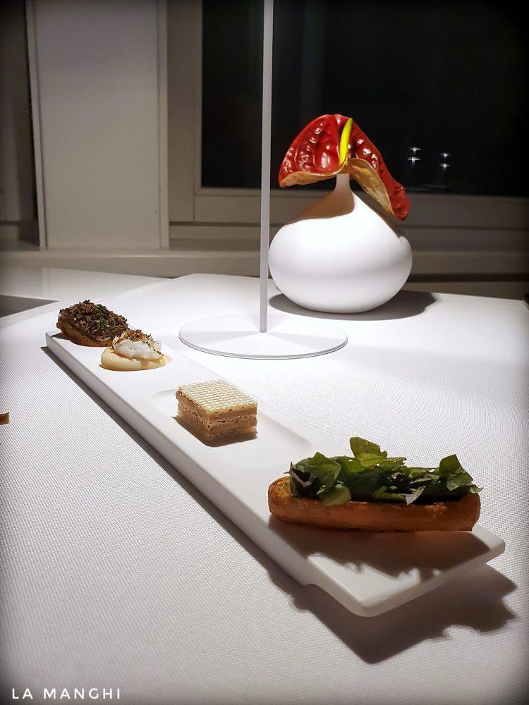 Uliassi - appetizers
