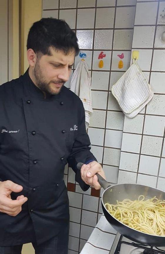Uno chef per Elena e Pietro-Bruno De Francesco