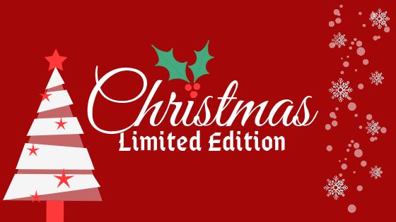 Vino, birra, gin e olio per un Natale limited edition