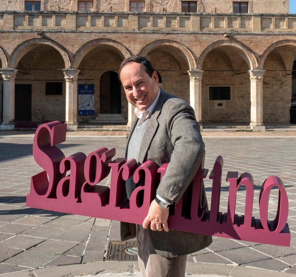 Filippo Antonelli  -  Sagrantino