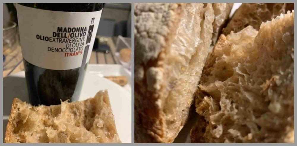 Casamare - pane e olio