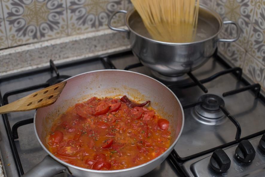 Chiummenzana salsa