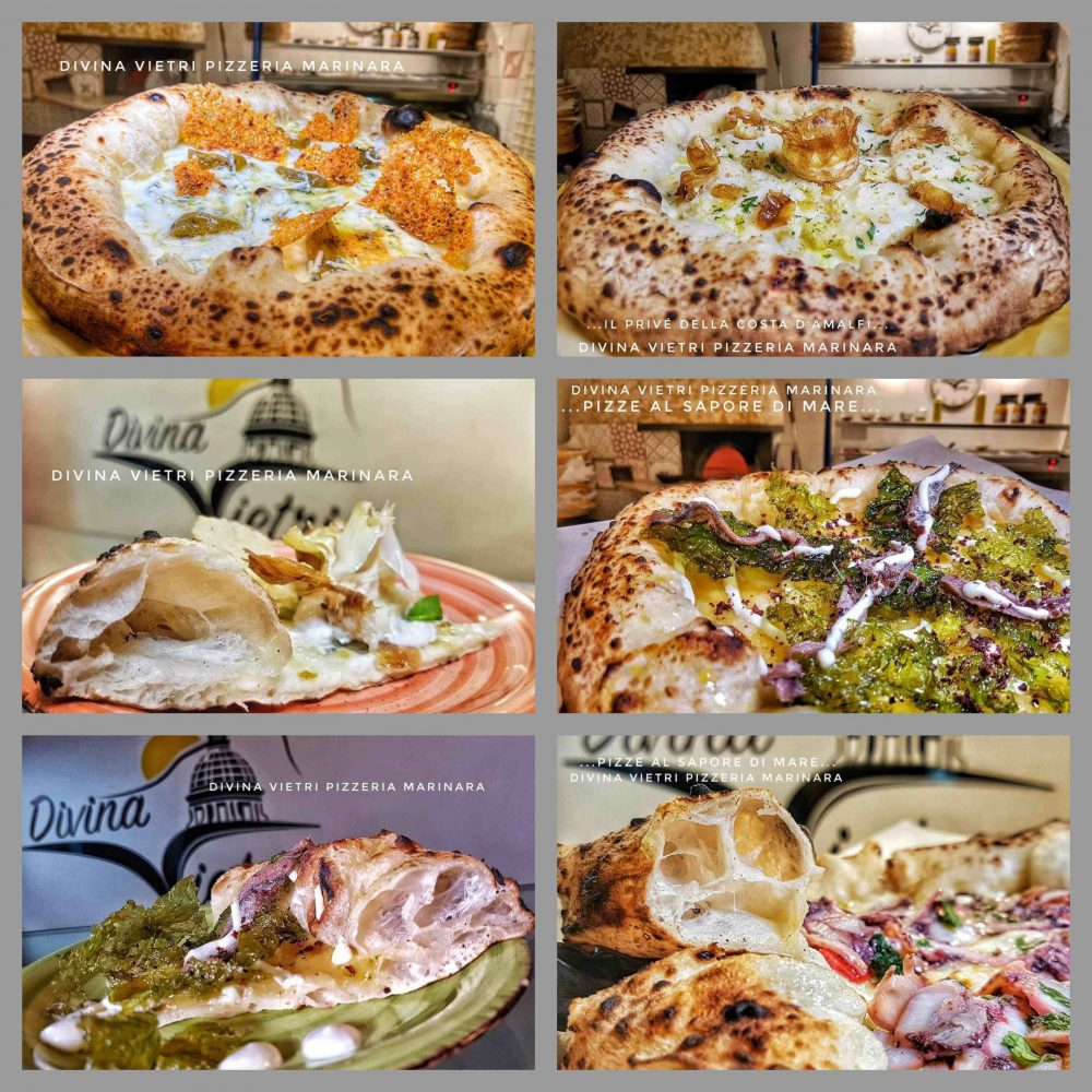 Divina Vietri Pizzeria Marinara - pizze