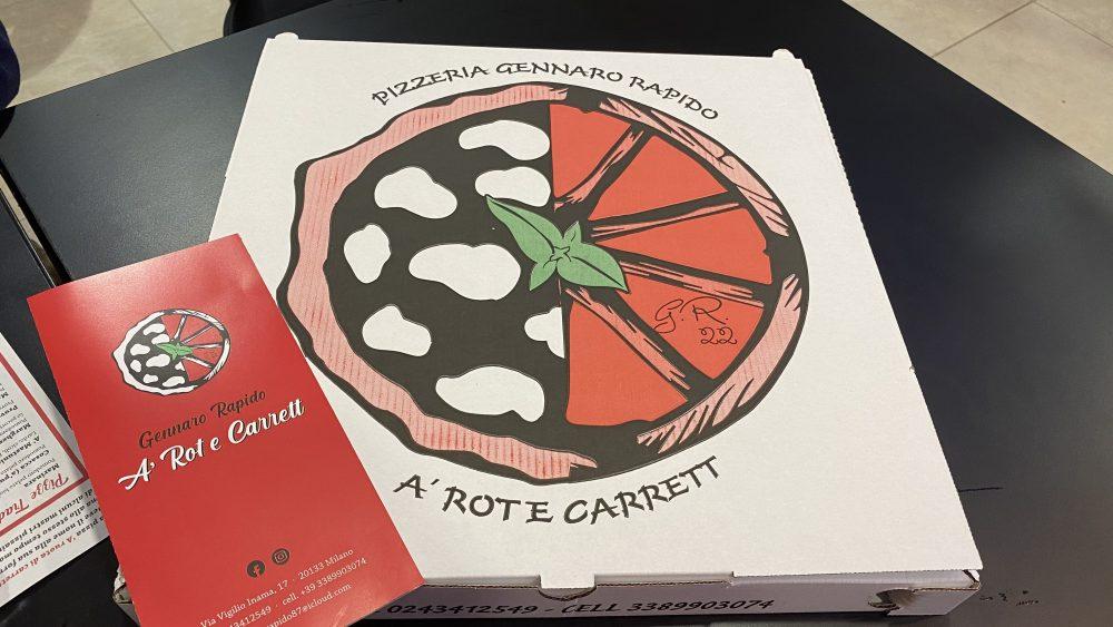 Gennaro Rapido A' Rot e Carrett - Delivery