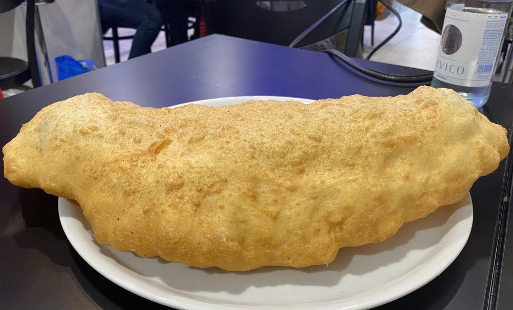 Gennaro Rapido A' Rot e Carrett - Ripieno fritto