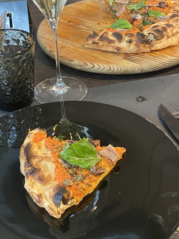 I Masanielli Francesco Martucci - pizza Futuro di Marinara