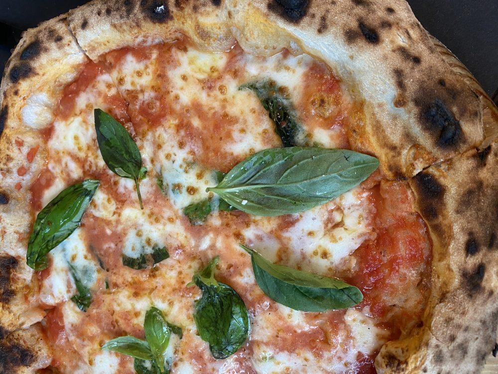 I Masanielli Francesco Martucci - pizza Margherita
