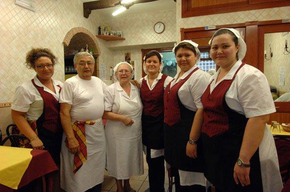 La Tavernetta Vittozzi, trattoria napoletana