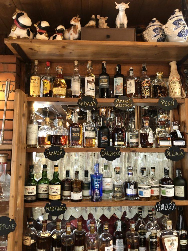La fattoria del Campiglione - distillati