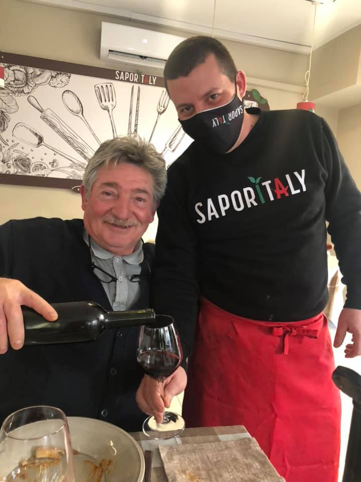 Lello e Antonio Magliacane