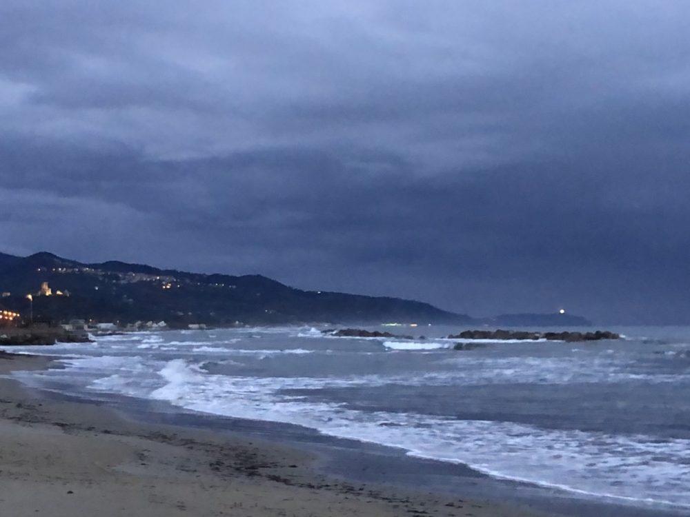 Mare, fino a Capo Palinuro