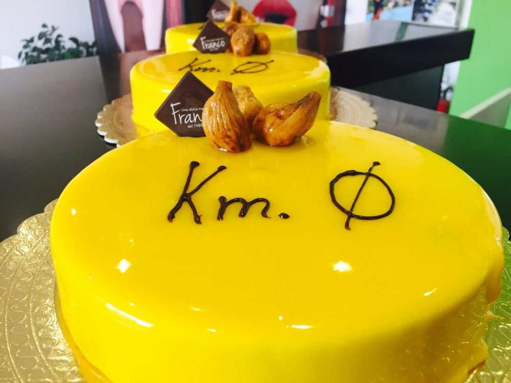 Pasticceria Franco - torta km0
