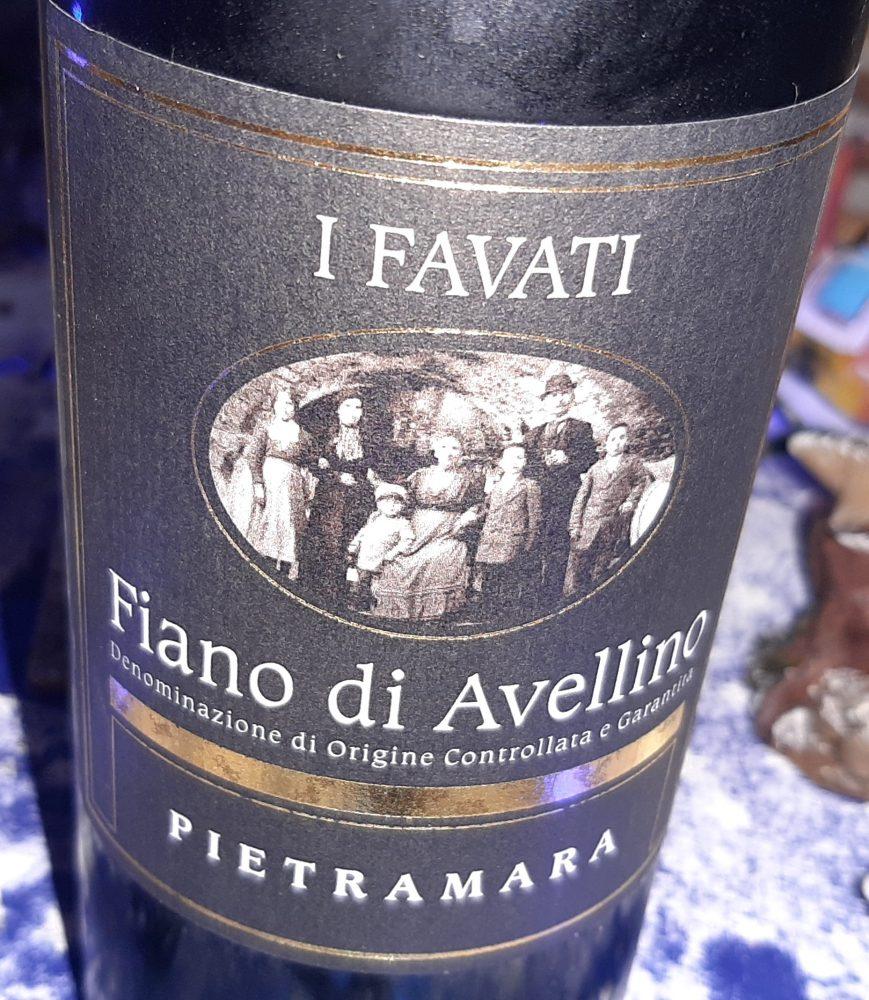 Pietramara Fiano di Avellino Docg 2016 I Favati