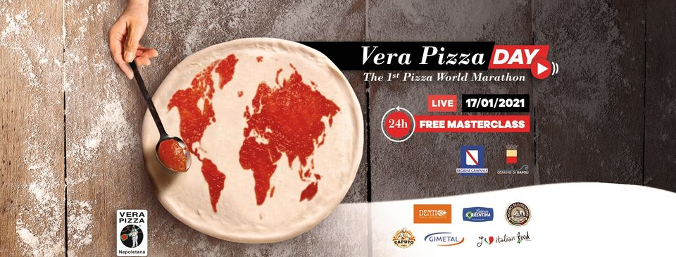 Programma giornata del pizzaiolo Avpn