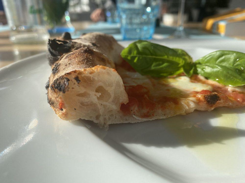 Pizzeria Magma - sezione pizza Margherita