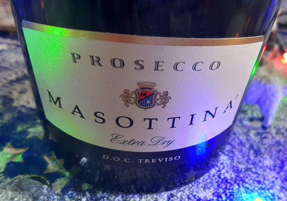 Prosecco Treviso Doc Vino Spumante Extra Dry Masottina