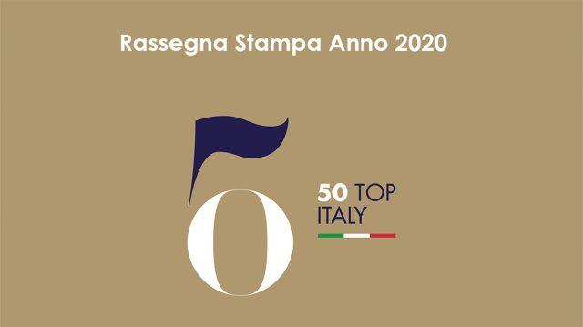 Rassegna Stampa Anno 2020 50TopItaly