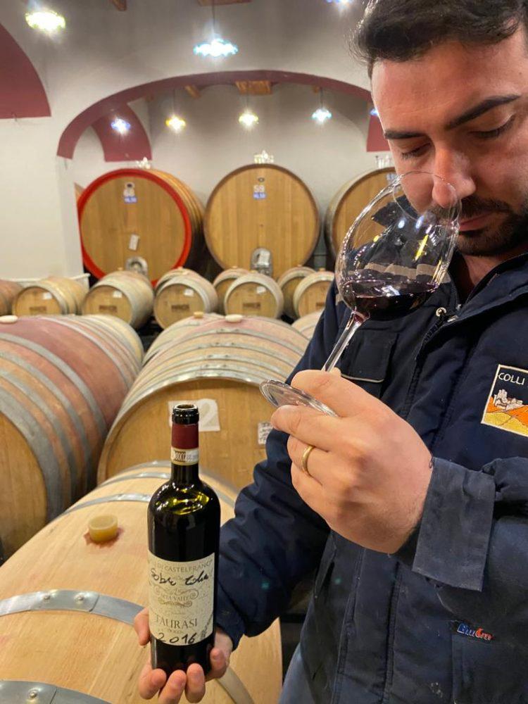Sabino Colucci - Colli di Castelfranci