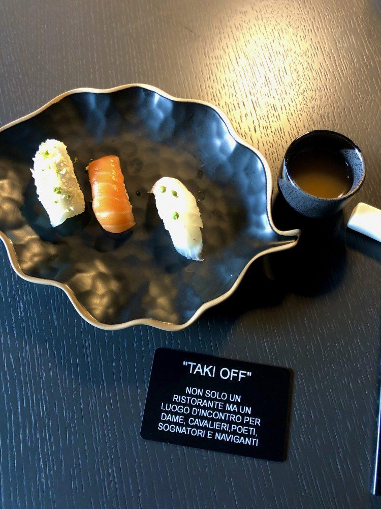 Taki Off - Nigiri