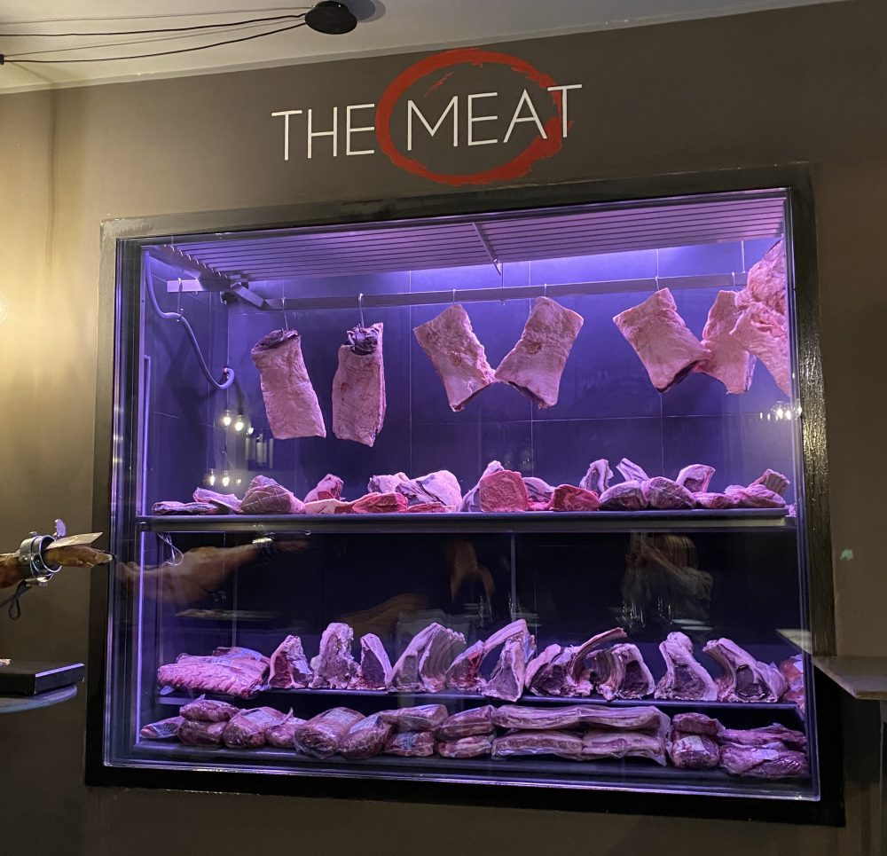 The Meat - cella frigorifera