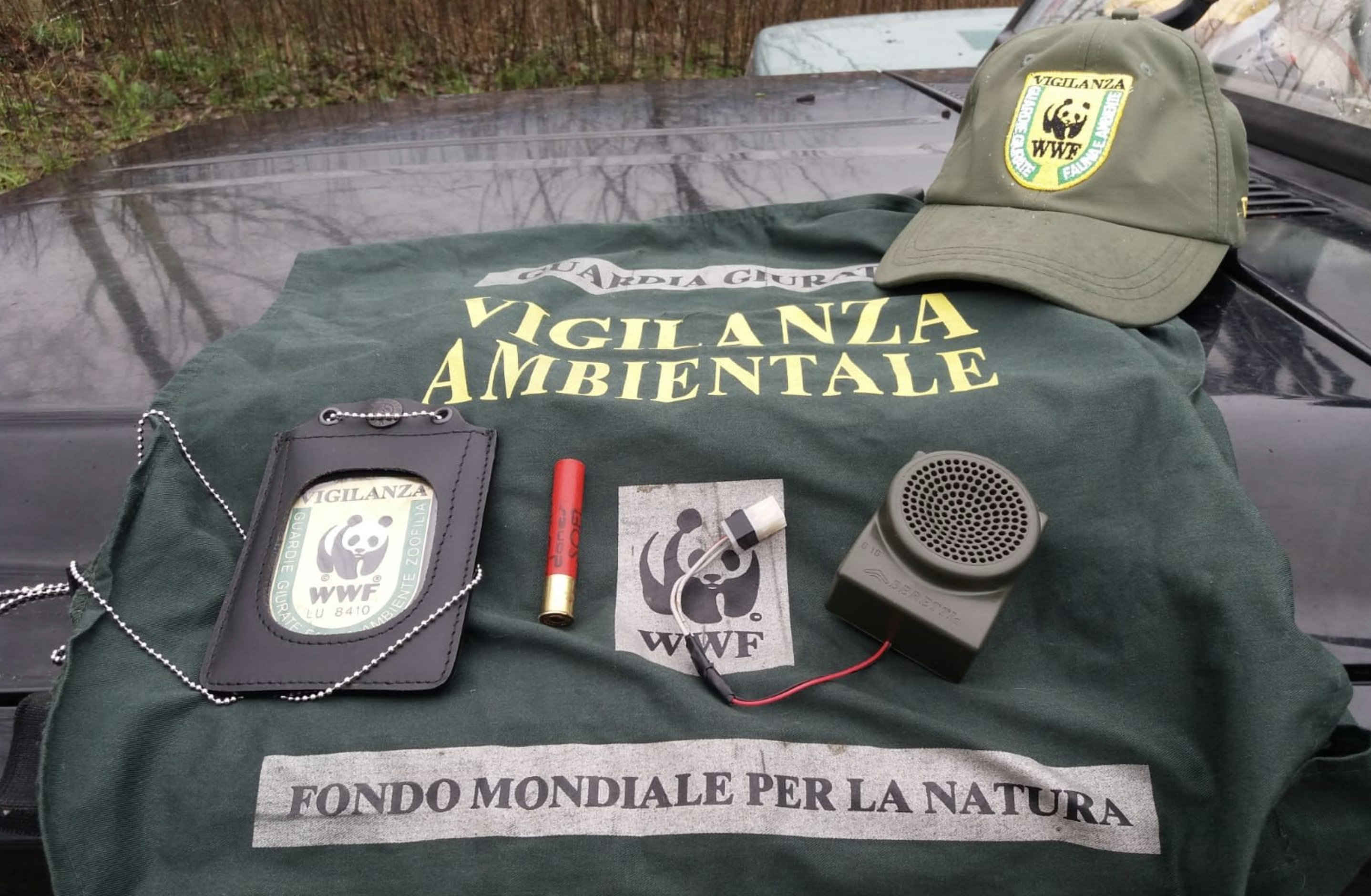 Wwf contro la caccia