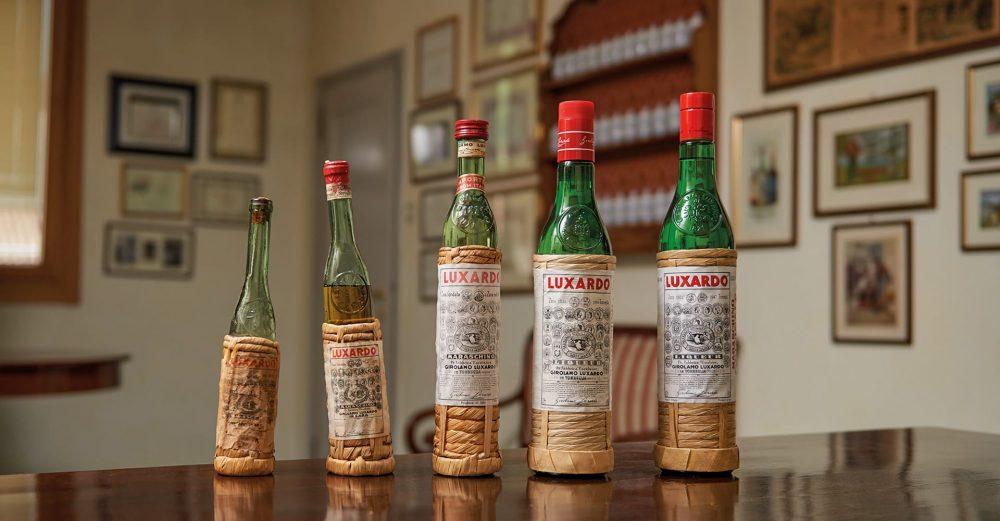 Bottiglie Maraschino