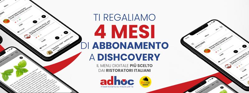 Dishcovery Adhoc