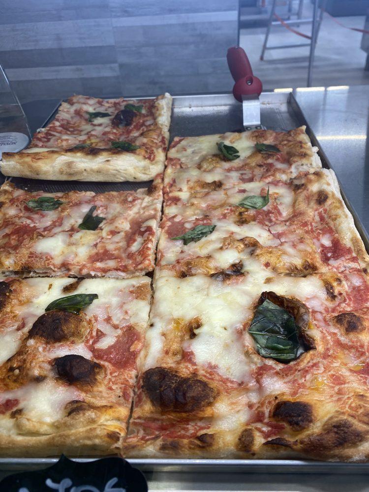 10 Bakery Diego Vitagliano - pizza in teglia