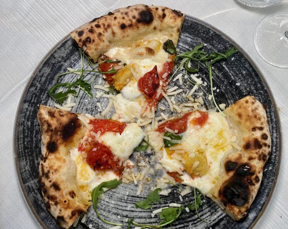 Agorini Pizzeria Gourmet- pizza Arcobaleno