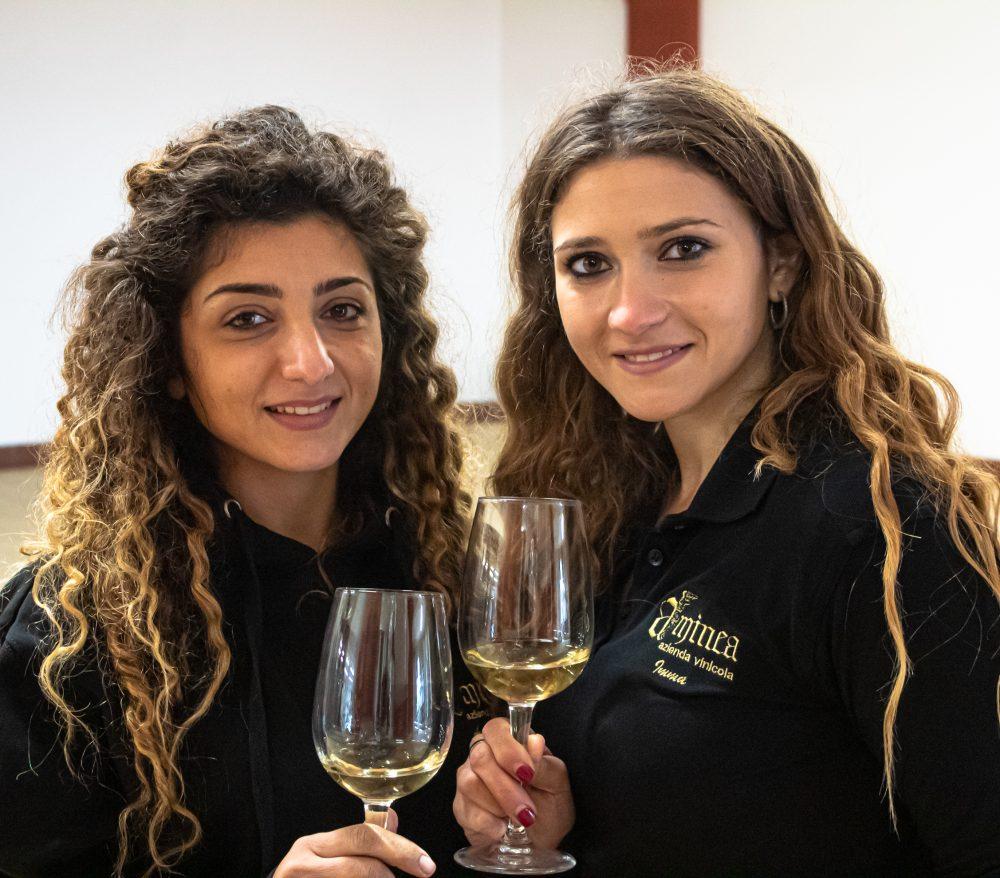 Antonia e Imma Tortora