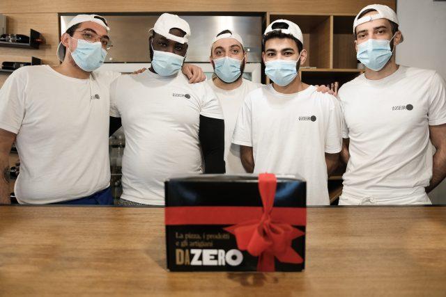 Da Zero - team e box
