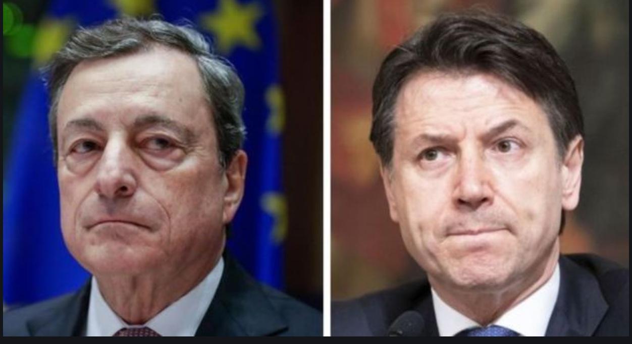 Draghi e Conte