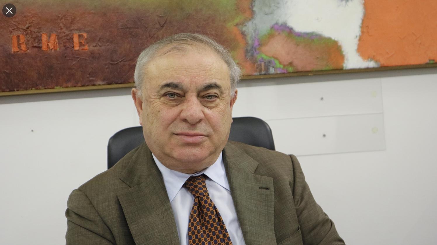 Enrico Cardillo, direttore di Stoà