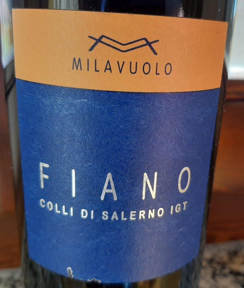 Fiano Colli di Salerno Igt 2015 Vuolo