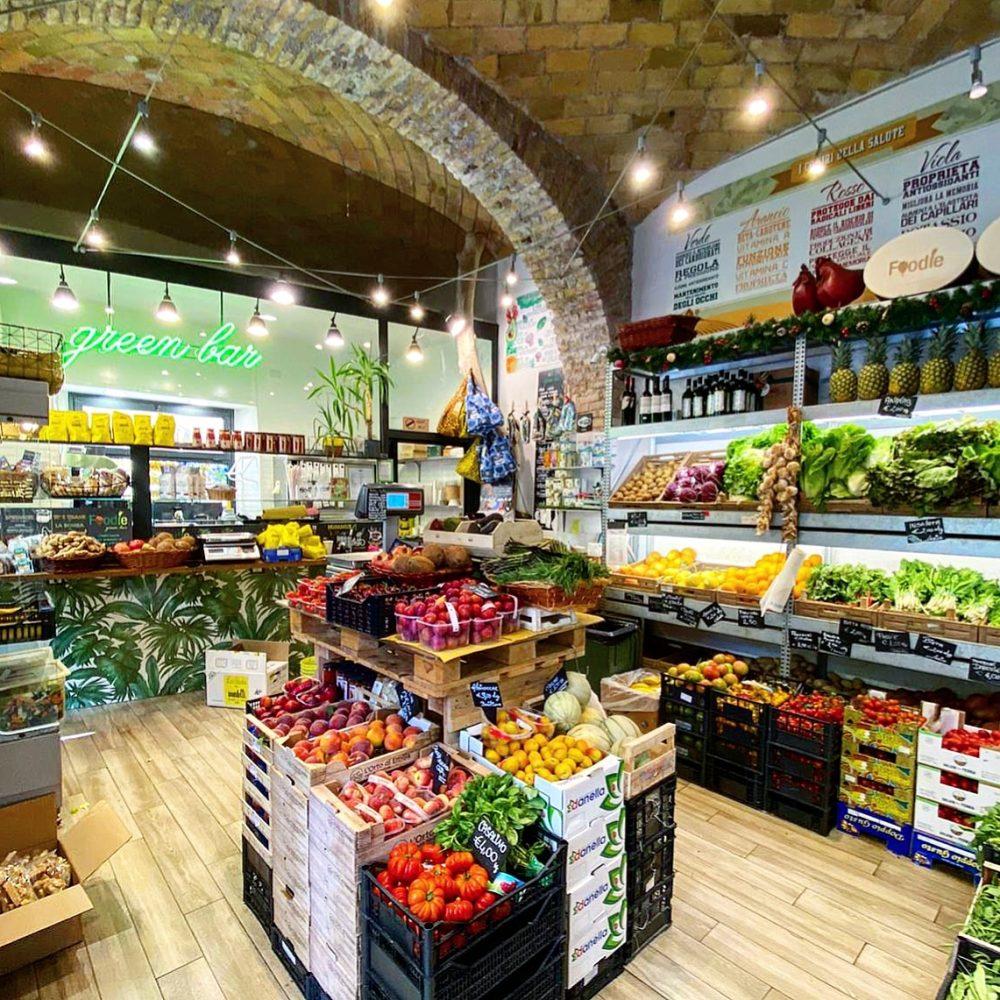 Foodie Fresh Market - PV Testaccio