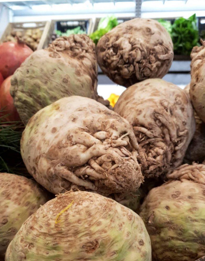 Foodie Fresh Market - sedano rapa