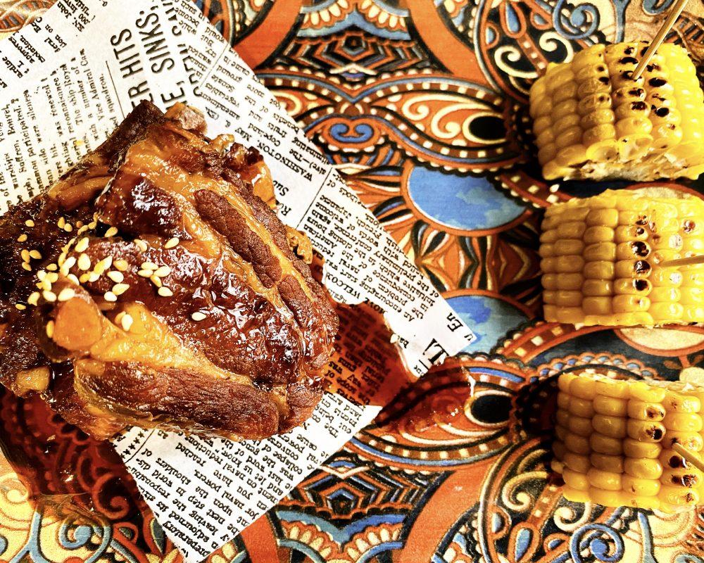Beso&More, Pork Ribs