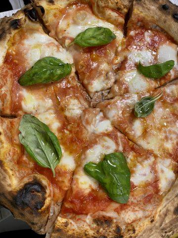 I Masanielli Sasa' Martucci - Pizza Margherita