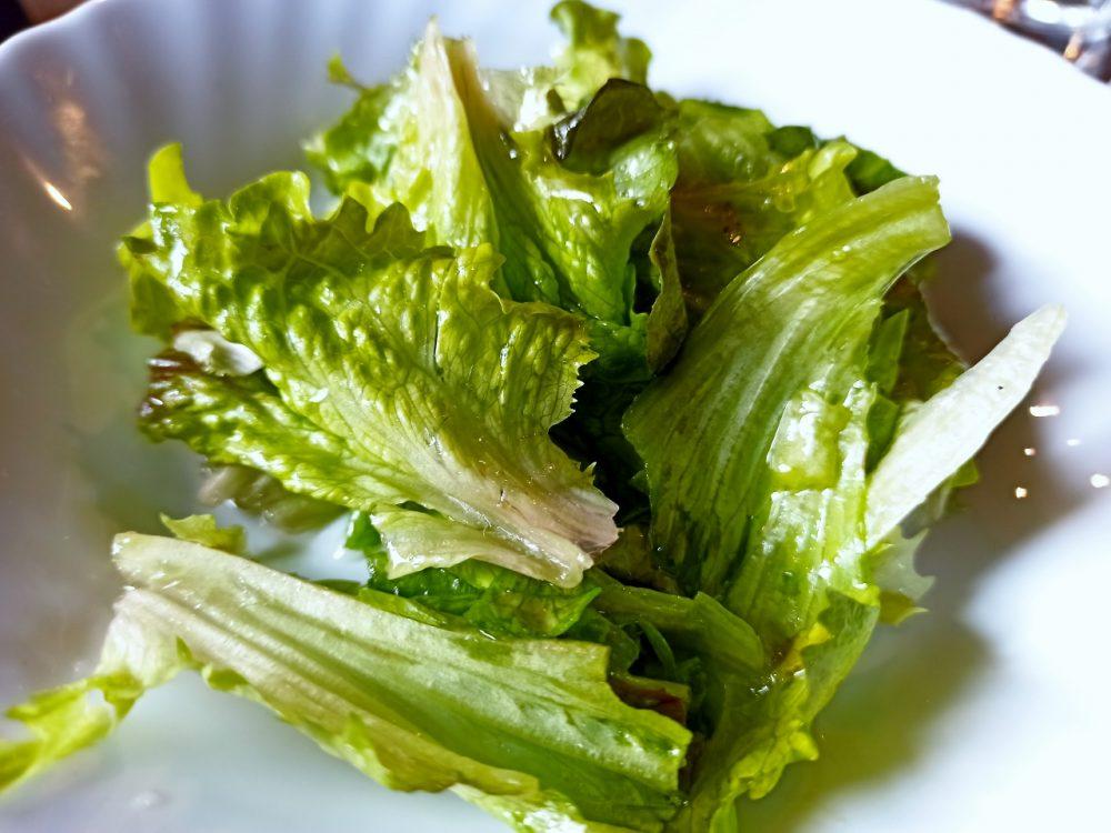 La Fattoria del Melopiano - L'insalata