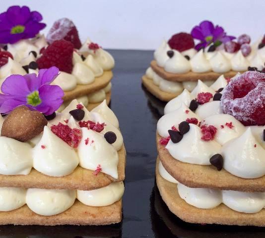 Laboratorio Granelle - cream tart