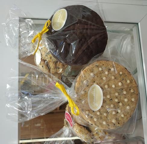 Laboratorio Granelle - i mega cookies