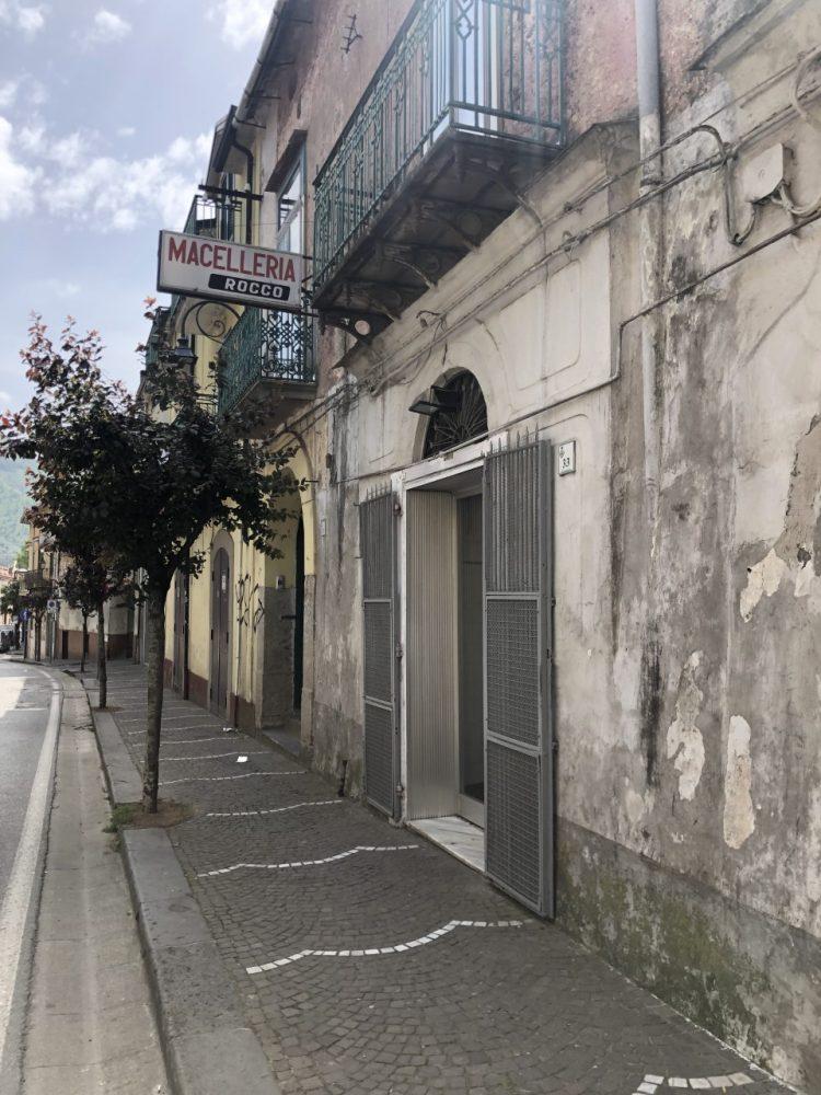 Macelleria Rocco - ingresso